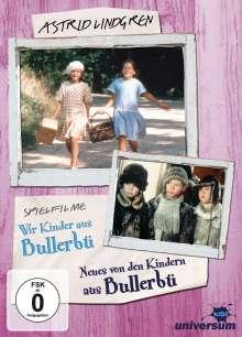 Wir Kinder aus Bullerbü / Neues von den Kindern aus Bullerbü, 2 DVDs