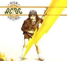 AC/DC: High Voltage (Limited Edition Fan-Box), CD