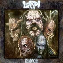 Lordi: Deadache (Limited Digipack Edition), CD