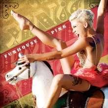 P!NK: Funhouse (UK-Version), CD