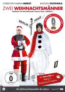 Zwei Weihnachtsmänner, 2 DVDs