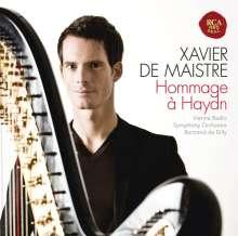 Joseph Haydn (1732-1809): Harfenkonzerte G-Dur & D-Dur, CD
