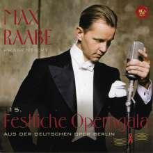 15.Festliche Operngala für die Deutsche AIDS-Stiftung, CD