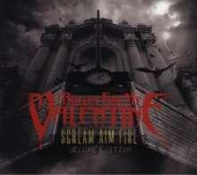 Bullet For My Valentine: Scream Aim Fire Deluxe Edition (CD + DVD), 1 CD und 1 DVD