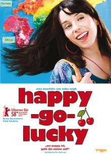 Happy-Go-Lucky, DVD