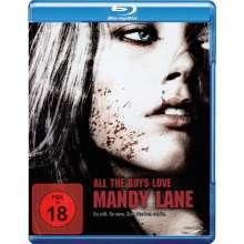 All The Boys Love Mandy Lane (Blu-ray), Blu-ray Disc