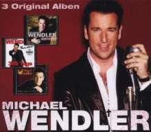 Michael Wendler: 3 Original Alben, 3 CDs