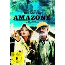 Amazone, DVD
