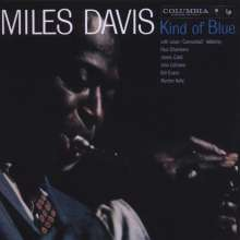 Miles Davis (1926-1991): Kind Of Blue, CD