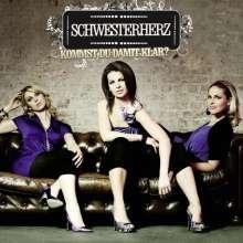 Schwesterherz: Kommst Du damit klar?, CD