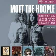 Mott The Hoople: Original Album Classics, 5 CDs