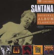 Santana: Original Album Classics Vol. 2, 5 CDs