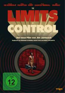 The Limits Of Control, DVD