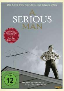 A Serious Man, DVD