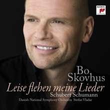 Bo Skovhus - Leise flehen meine Lieder, CD