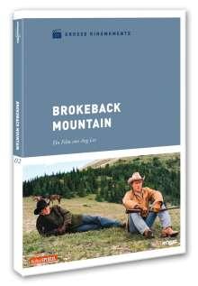 Brokeback Mountain (Große Kinomomente), DVD