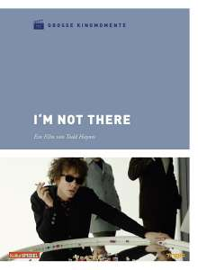 I'm Not There (Große Kinomomente), DVD