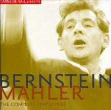 Leonard Bernstein dirigiert Mahler, 12 CDs