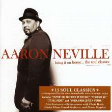 Aaron Neville: Bring It On Home - The Soul Classics, CD