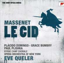 Jules Massenet (1842-1912): Le Cid, 2 CDs