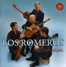 Los Romeros - Celebration, CD
