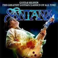 Santana: Guitar Heaven: The Greatest Guitar Classics Of All Time, CD