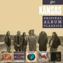 Kansas: Original Album Classics, 5 CDs