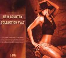 New Country Collection Vol. 3, 3 CDs