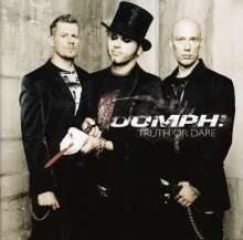 Oomph!: Truth Or Dare, CD