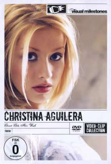 Christina Aguilera: Genie Gets Her Wish, DVD