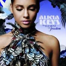 Alicia Keys (geb. 1981): Element Of Freedom, CD