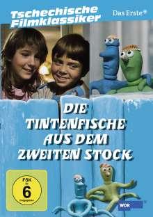 Die Tintenfische aus dem zweiten Stock, 2 DVDs