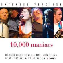 10,000 Maniacs: Extended Versions, CD