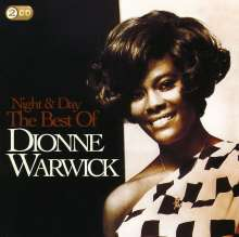Dionne Warwick: Night & Day: The Best Of, 2 CDs