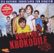 Filmmusik: Vorstadtkrokodile, CD