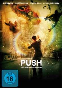 Push, DVD