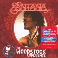 Santana: The Woodstock Experience (Limited Edition), 2 CDs