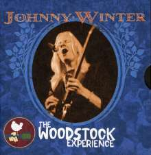 Johnny Winter: The Woodstock Experience, 2 CDs