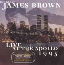 James Brown: Live At The Apollo 1995, CD