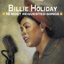 Billie Holiday (1915-1959): 16 Most Requested Songs, CD