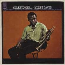 Miles Davis (1926-1991): Milestones (9 Tracks) (Jewelcase), CD