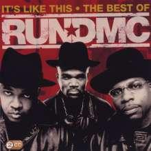 Run DMC: It's Like This: The Best Of Run DMC, 2 CDs