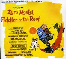 Original Soundtracks (OST): Musical: Fiddler On The Roof (O.S.T.), CD