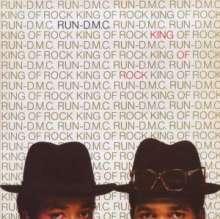Run-DMC: King Of Rock, CD