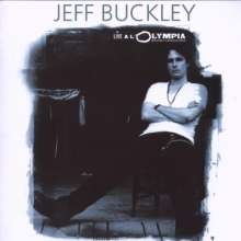 Jeff Buckley: Live A L'Olympia 1995, CD