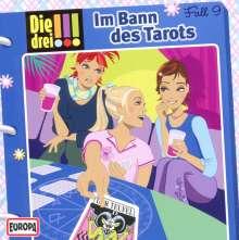 Die drei !!! (Fall 09) - Im Bann des Tarots, CD