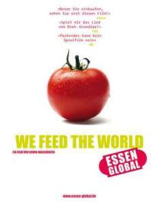We Feed the World, DVD