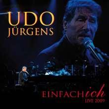 Udo Jürgens: Einfach ich: Live 2009, 2 CDs