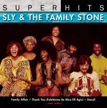 Sly & The Family Stone: Super Hits, CD