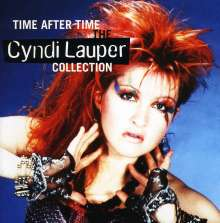 Cyndi Lauper: Time After Time: The Cyndi Lauper Collection, CD